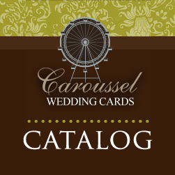 Catalog Caroussel Wedding Cards